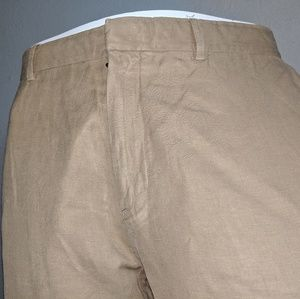 Polo Ralph Lauren Silk and Linen Pants 36/32 Great